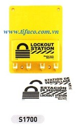 S1700 - Compact Lockout Center