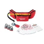 1456P3KA - Personal Lockout Pouch Kit