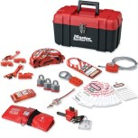 1457VE1106KA - Personal Lockout Kit - Valve and Electrical