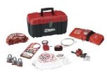1457V410KA - Personal Lockout Kit - Valve